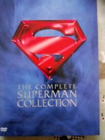 Complete superman collection for sale