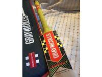 Gray-Nicolls PowerBow 5 Strikeforce Senior Cricket Bat (Used - Great Condition)