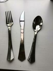 Picnic cutlery