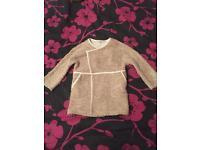 Girls river island cardigan 18-24 months as new