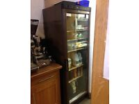 Full size Valera display fridge ideal for cafe, restaurant or bar