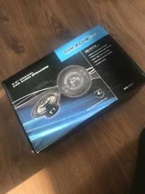 Car Audio Speakers ***BRAND NEW*** boxed