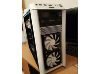 HIGH SPEC GAMING PC NEARLY NEW, 16 GIG MEM, 1000GB HDD, QUAD CORE FX4300 AMD. 4.1 GHZ. GTX 670 GFX