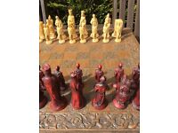 King Arthur (Camelot) Chess Set