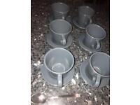 Set cups and plates IKEA