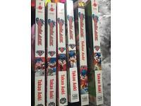 Beyblade Manga Vol 1,2,6,7, 9 & 12