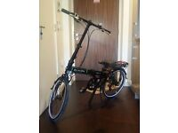 Dahon Vybe C7A Folding Bike for sale..