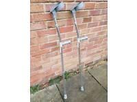 Crutches (2 pairs)