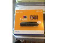 Humax Free Sat box