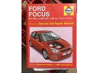 Haynes Manual ( Ford Focus)
