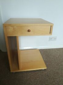 Bedside table for collection in Deptford