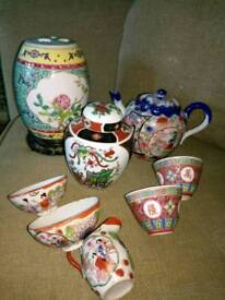 Chinese job lot £8 the lot