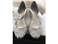 Monsoon girls size 11 and girls size 12 shoes