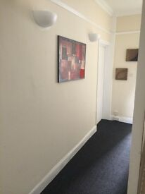 Three double rooms available in large property 3 minutes from town centre
