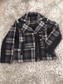 Girls next jacket 7-8 years