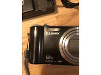 LUMIX dmc tz7 10.1 mp digital camera black