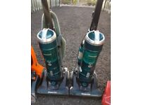 Job lot tested hoovers