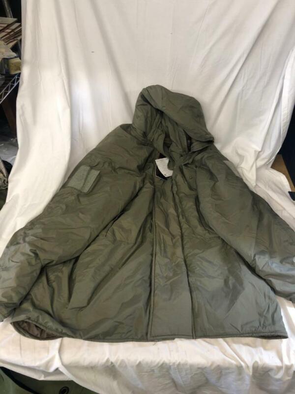 PCU Level 7 Parka L7 TYPE 2 * ECWCS Grey Jacket * Medium * SOCOM NSW SF RANGER