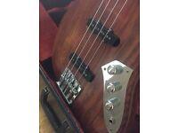 Fender Jazz Bass custom finish - 1980