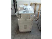 Reconditioned photocopier Ashford Kent, Ricoh MPC 2050 A3 A4 colour copier printer scanner.staple