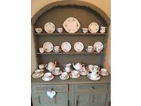 Vintage Crockery - Wedding or Rental Business - Over 420 Pieces
