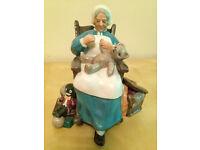 Royal Doulton figure ' Nanny ' HN 2221