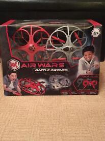 Battle drones
