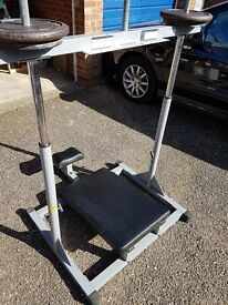 Bargain - Poweline Vertical Leg Press