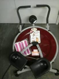 AB Curle exercise pro RRP £90 includes books and cd