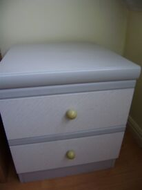 Bedside table, good condition