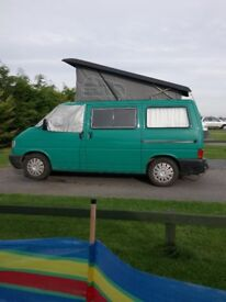 Vw T4 Campervan, 4 Berth