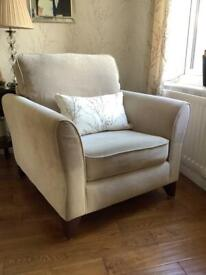 Gorgeous Large Armchair from the House of Fraser