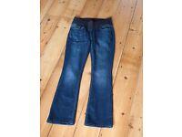 Next Maternity Jeans - UK 10