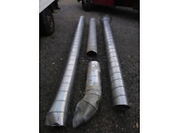 LARGE AIR DUCTING