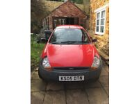 Ford KA for sale £700 ono, Great first car, selling due to buying a bigger one. MOT JAN 2019