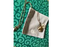 Christian Dior Zodiac Pendant (Capricorn)