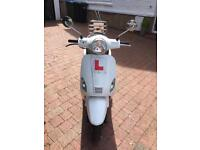 50 cc Scooter/moped