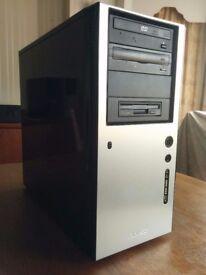Antec Solo Quiet PC 1 - Windows XP