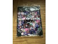 Hype drawstring bag new