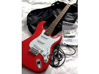 ZENNOX Electric Package, AMP, EXTRAS. Immaculate cond, CANDY APPLE RED