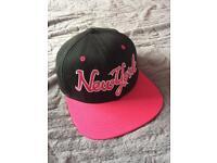 New York cap, brand new.