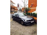 BMW Coupe, 1.9 318 C.i 2dr