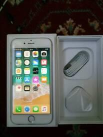 Iphone6 unlocked silver
