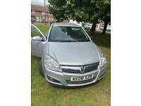 Vauxhall Astra 1.9 Diesel 5 door silver
