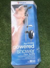 Wickes shower
