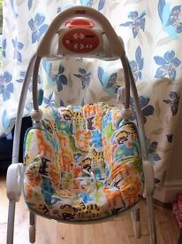 Musical Baby Swing by Fisher-Price