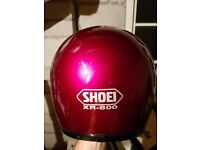 Shoei XR 800 motorcycle helmet