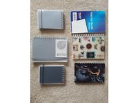 6 x Various Sized Notebooks