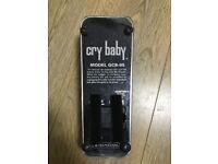 Dunlop Crybaby GCB-95 Cry Baby Wah Pedal