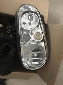 Golf mk4 headlights